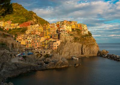 Town in Italy Photo Portfolio